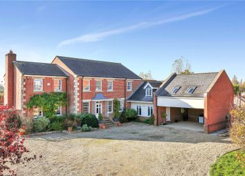 Thumbnail 4 bed detached house for sale in Irnham Road, Corby Glen, Grantham