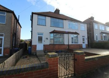 Thumbnail 3 bedroom semi-detached house for sale in Shafto Road, Ipswich