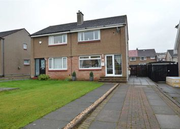 Thumbnail 2 bed semi-detached house for sale in Dungavel Gardens, Hamilton