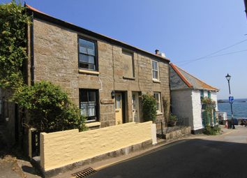 Thumbnail 3 bed semi-detached house for sale in Quay Street, Mousehole, Penzance