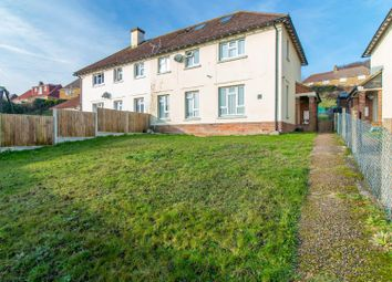 Thumbnail 4 bed semi-detached house for sale in Chaucer Crescent, Dover