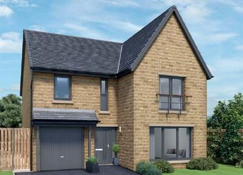 "Thumbnail 4 bed detached house for sale in "" Willow At  Cragside Gardens"" at Lordenshaw Drive, Rothbury, Morpeth"
