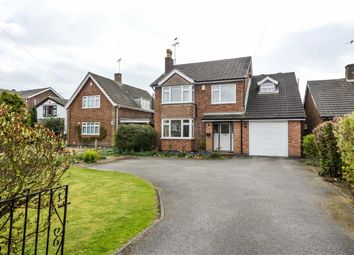 Thumbnail 4 bed detached house for sale in Main Street, Calverton, Nottingham