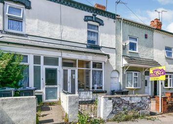 Thumbnail 2 bed terraced house for sale in Ashley Road, Erdington, Birmingham, West Midlands
