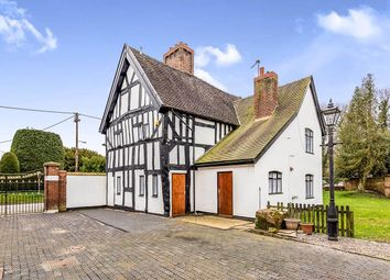 Thumbnail 4 bed detached house to rent in Moreton Street, Prees, Whitchurch