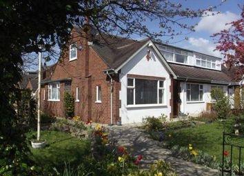 Thumbnail 4 bed bungalow for sale in Edwinstowe Road, Lytham St. Annes, Lancashire