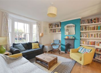 Thumbnail 1 bed flat for sale in Geoffrey Road, Brockley, London