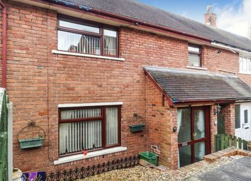 3 bed terraced house for sale in Bryn Awel, New Broughton, Wrexham LL11