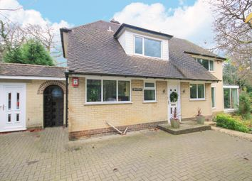 Thumbnail 5 bed detached house for sale in Lewes Road, East Grinstead