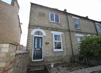 Thumbnail 2 bedroom terraced house to rent in Burwell Road, Exning