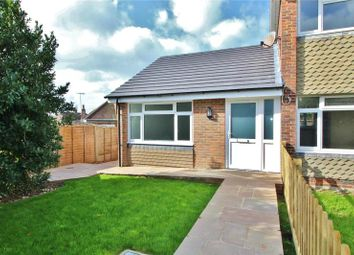 Thumbnail 1 bed bungalow for sale in Barn Close, Salvington, Worthing