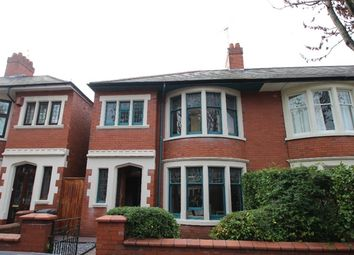 Thumbnail 4 bedroom semi-detached house to rent in Princes Street, Cardiff