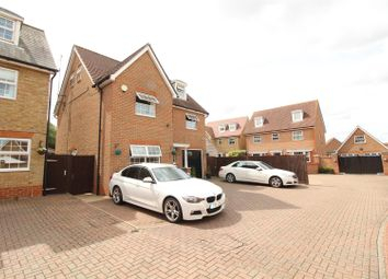 Thumbnail 5 bed property for sale in Malkin Drive, Church Langley, Harlow