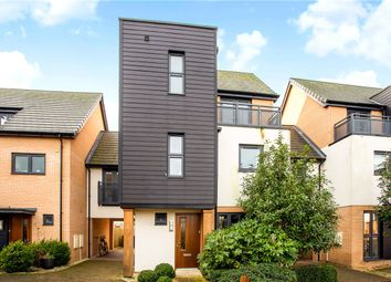 Thumbnail 5 bedroom detached house for sale in Neath Farm Court, Cambridge