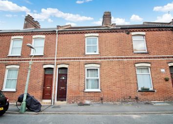 Thumbnail 4 bed terraced house to rent in Portland Street, Newtown, Exeter