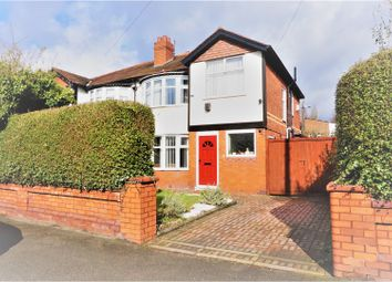 4 bed semi-detached house for sale in Abberton Road, West Didsbury M20