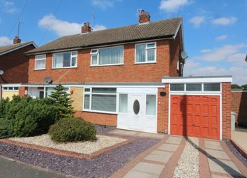 Thumbnail 3 bedroom semi-detached house to rent in Lonsdale Way, Oakham