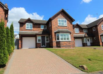 Thumbnail 4 bed property for sale in Orchard Gardens, Wrexham