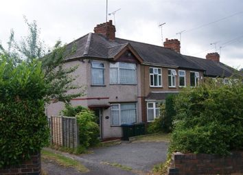 Thumbnail 3 bed terraced house to rent in Sir Henry Parkes Road, Canley, Coventry