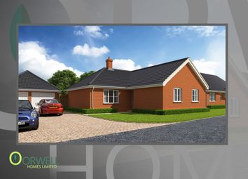 Thumbnail 2 bed detached bungalow for sale in Plot 10, 6 Cullingford Close, Laxfield