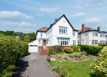 Thumbnail 4 bed detached house for sale in Ridgeway Road, Long Ashton, Bristol
