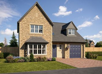 "Thumbnail 4 bedroom detached house for sale in ""Wynyard"" at Mason Avenue, Consett"