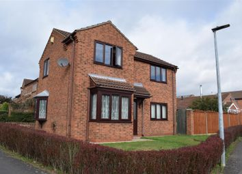 Thumbnail 3 bed detached house for sale in Badger Way, Broughton, Brigg
