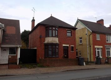 Thumbnail 3 bed detached house for sale in Central Avenue, Nuneaton, Warwickshire, .
