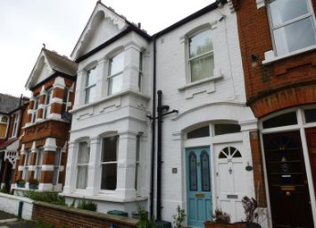 Thumbnail 1 bed flat to rent in Cleveland Avenue, Chiswick, London