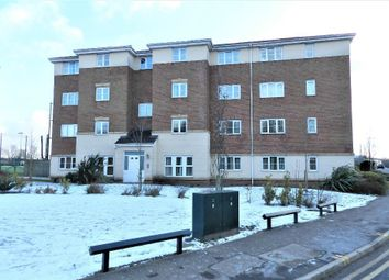 Thumbnail 2 bed flat for sale in Ledgard Avenue, Leigh