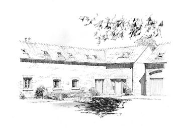 Thumbnail 5 bed property for sale in 6 Chapel House Barns, Chapel House Farm, Poulton, Chester