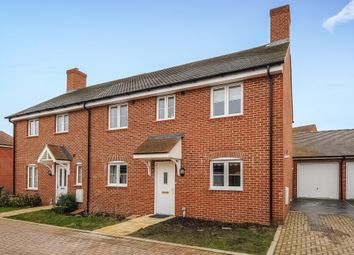 Thumbnail 3 bed end terrace house to rent in Kimmeridge Road, Cumnor, Oxford