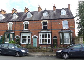 Thumbnail 4 bed terraced house to rent in Church Lane, Ripon