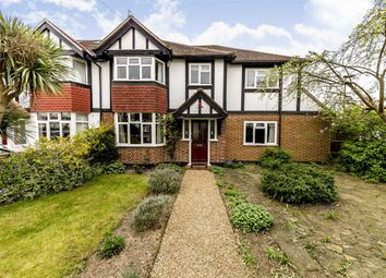 Thumbnail 4 bed semi-detached house for sale in Hospital Bridge Road, Twickenham