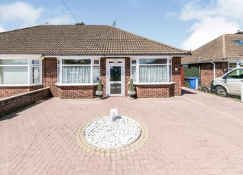 Thumbnail 2 bed semi-detached bungalow for sale in Grasmere Close, Ipswich