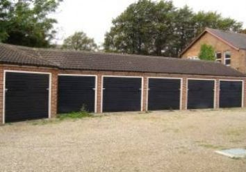 Thumbnail Land to rent in Garage Rear Of Grange Drive, Grange Drive, Long Eaton