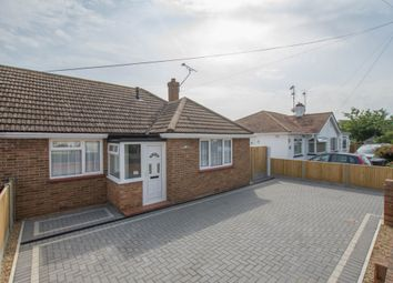 Thumbnail 2 bed bungalow for sale in Queensbridge Drive, Herne Bay