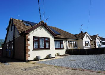 Thumbnail 4 bed semi-detached bungalow for sale in Orchard Lane, Brentwood