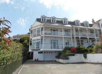 Thumbnail 2 bed flat for sale in Gwel An Mor, Primrose Valley, St Ives