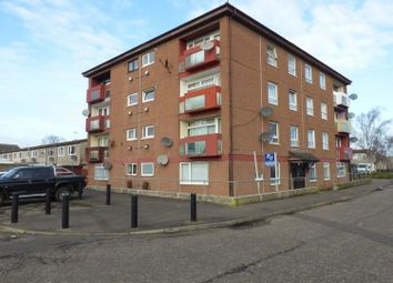Thumbnail 1 bed flat for sale in Glenbervie Road, Grangemouth