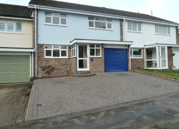 Thumbnail 4 bed terraced house to rent in Hangar Ruding, Watford