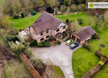 Thumbnail 5 bed detached house for sale in Pool Lane, Sandbach, Cheshire