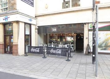 Thumbnail Restaurant/cafe to let in Unit 1 Bridge House, 48-52 Baldwin Street, Bristol, City Of Bristol
