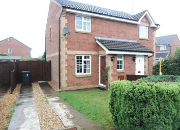 Thumbnail 2 bed semi-detached house to rent in Betony Walk, Rushden