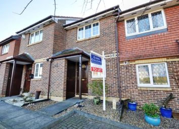 Thumbnail 2 bed terraced house to rent in Thompson Way, Mill End, Rickmansworth, Hertfordshire