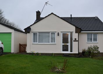 Thumbnail 2 bedroom detached bungalow to rent in Bartletts Well Road, Sageston, Tenby