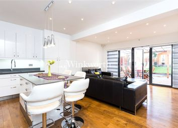 Thumbnail 4 bed terraced house for sale in Wentworth Gardens, London
