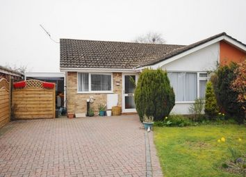 Thumbnail 2 bed bungalow for sale in Heathfield Road, West Moors, Ferndown