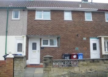 Thumbnail 3 bed terraced house to rent in Shirdley Avenue, Southdene, Kirkby