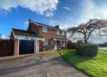 Thumbnail 4 bed detached house for sale in Main Street, Stathern, Melton Mowbray